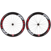 Fast Forward F6R Tubular Wheelset DT Swiss 240S Hubs - Black