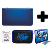 New Nintendo 3DS XL Pokemon Alpha Sapphire Steelbook Pack