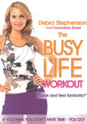 Debra Stephenson - Busy Life Workout