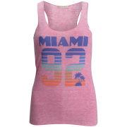 Brave Soul Women's Maui Vest - Pink