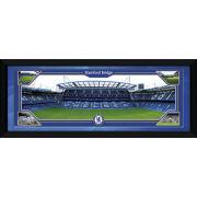 "Chelsea Stamford Bridge - 30"""" x 12"""" Framed Photographic"