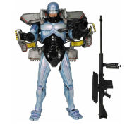 Neca Robocop With Jetpack And Assault Cannon - 7 Inch Ultra Deluxe Action Figure
