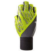 Nike Men's Dynamic Training Gloves - Cool Grey/Volt/White