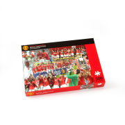 Paul Lamond Games Man Utd 2008 Double Champions Puzzle