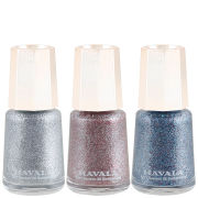 Mavala Exclusive Jewel Silver Cool Nail Polish