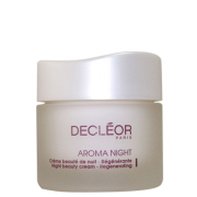 Decleor Aroma Night Beauty Cream - Regenerating 50ml