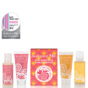 balance Me Skin Quenching Body Collection (4 Products)