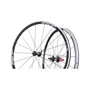 2013 Zipp 30 Clincher Front Wheel - Classic White