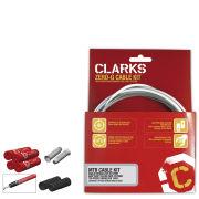 Clarks Pre-Lube Road Brake Cable Kit