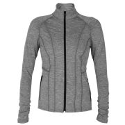 LIJA Women's Slick Jacket - Charcoal Heather