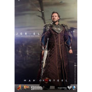 Hot Toys Man Of Steel: Jor El Movie Mast 1:6 Scale Figure