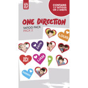 One Direction Photos - Tattoo Pack