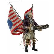Neca Bioshock Infinite Franklin Patriot - 9 Inch Action Figure