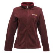 Regatta Women's Embrace Fleece - Dark Burgundy