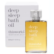 this works Deep Sleep Bath Oil (100ml)