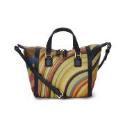 Paul Smith Accessories Women's Mini Ziggy Leather Tote Bag - Multi/Swirl