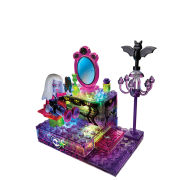 Lite Brix Moonlight Vampire Vanity Playset