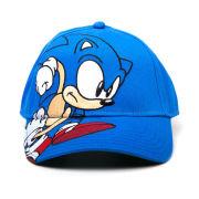 Sega Sonic The Hedgehog Running Baseball Cap