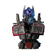 Sideshow Collectibles Transformers Optimus Prime Dark of the Moon Bust