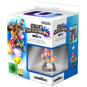 Super Smash Bros. for Wii U + Mario No. 1 amiibo