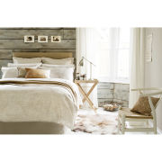 Christy Woodland Oxford Pillowcases - Linen