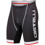 Castelli Core Tri Shorts - Black/White