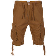 55 Soul Men's Spirit Shorts - Tobacco