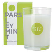 Life NK Parsley Mint Candle (180g)