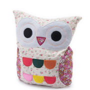 Hooty Floral Heatable Owl