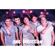 One Direction On Stage - Maxi Poster - 61 x 91.5cm