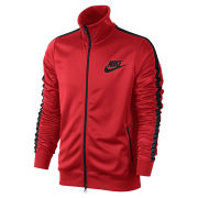 Nike Men's Tribute Track Jacket - Red