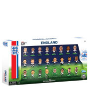 SoccerStarz - 24 Player Team Packs