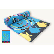 Restmor Limited Tropical Fish Beach Towel