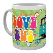 VW Camper Love Bus Mug
