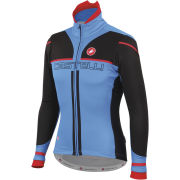 Castelli Free Jacket - Drive Blue/Black