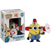 Despicable Me Fire Alarm Minion Pop! Vinyl Figure