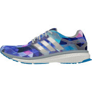 adidas Men's Energy Boost ESM Running Shoes - White/Blue