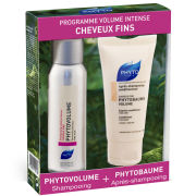 Phyto Volume Kit Programme (Phytovolume Shampoo 50ml / Phytobaume Volume 50ml)