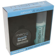 men-u Refresh and Style (Muscle Fibre Paste)