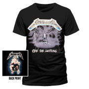CID Metallica Mens T-Shirt - Ride The Lightning product image