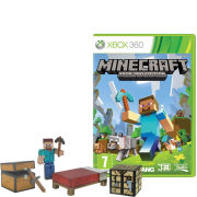 Minecraft Xbox 360 with Survival Pack