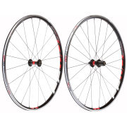 Fast Forward F2A 240S Aluminium Clincher Wheelset DT Swiss 240S Hubs - Black