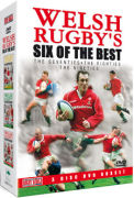 Welsh Rugby's Six Of The Best - Box Set
