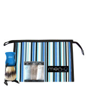 men-u Barbiere Essentials - Blue