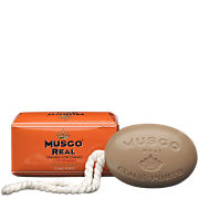 Musgo Real Soap on a Rope - Orange Amber (190g)