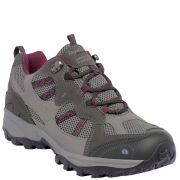 Regatta Women's Crossland Low Hiking Shoe - Granite/Prism