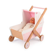 Tidlo 3 in 1 Doll's Pram