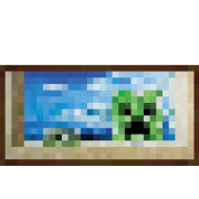 Minecraft Window - Maxi Poster - 61 x 31cm