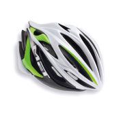 Met Stradivarius HES Helmet - White/Balck/Green