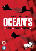 Ocean's Trilogy: The Complete Collection (Ocean's Eleven / Ocean's Twelve / Ocean's Thirteen)